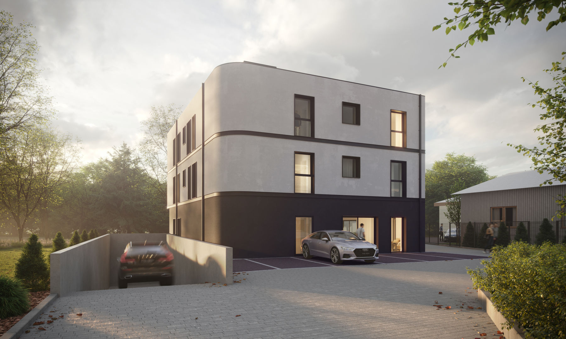 Immobilienprojekt in Weiswampach